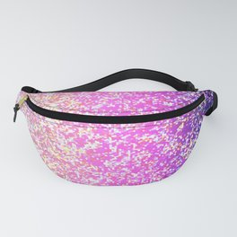 Glitter Graphic Background G104 Fanny Pack
