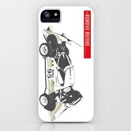 Lancia Stratos iPhone Case