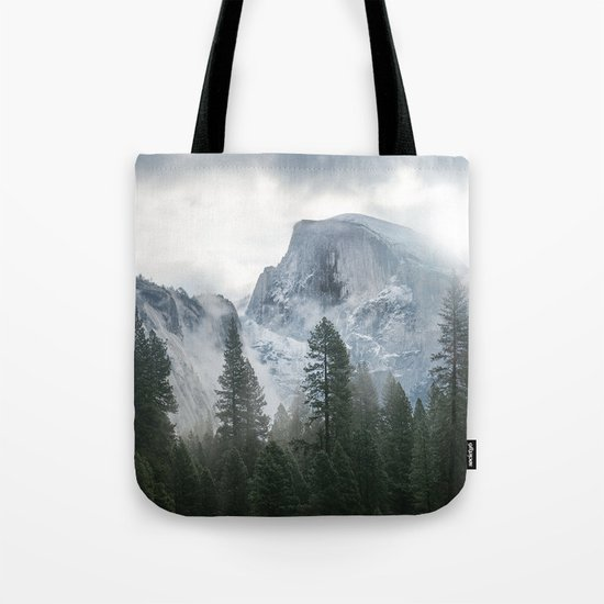 Majestic Mountain Tote Bag