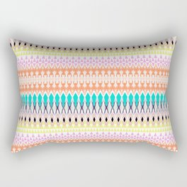 Candy Tribal Rectangular Pillow