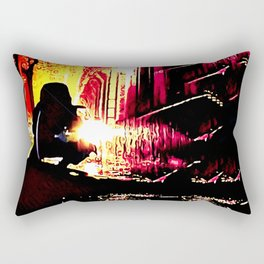 The Shadow Cleaner Rectangular Pillow