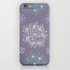 Lilac Clusters iPhone 6s Slim Case