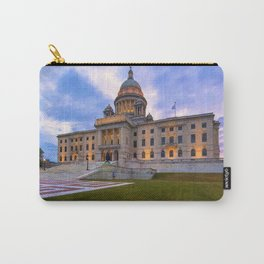 Rhode Island State House - Providence, Rhode Island Carry-All Pouch