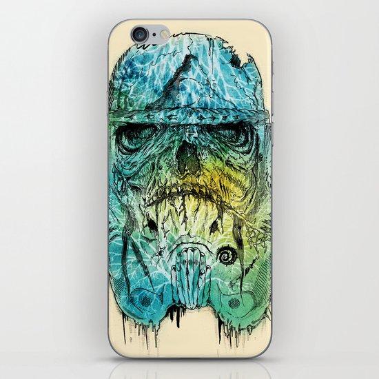 Storm Zombie iPhone & iPod Skin