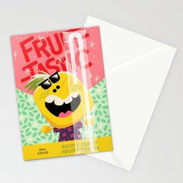 Rooty Tooty Fruity Punch Stationery Cards