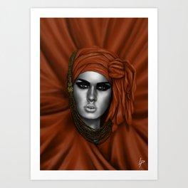 Cigano Art Print