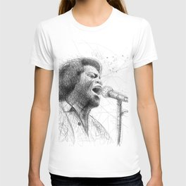 James Brown T-shirt