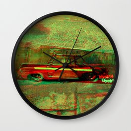 Wherever answers govern over necessity. Wall Clock