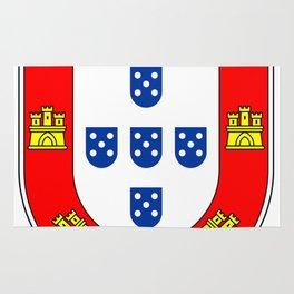 Portuguese escudo Rug