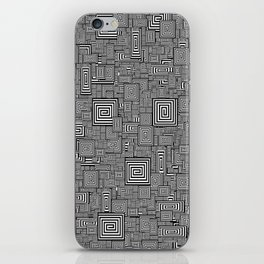 Shaping Up iPhone Skin