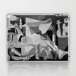 Guernica Pablo Picasso Painting Laptop & iPad Skin