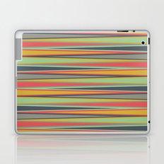 Diagonal Stripes Laptop & iPad Skin