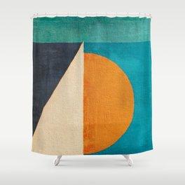 Regata al Tramonto Shower Curtain