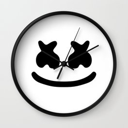 marshmellow Wall Clock