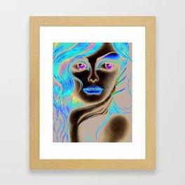 Solonge Framed Art Print