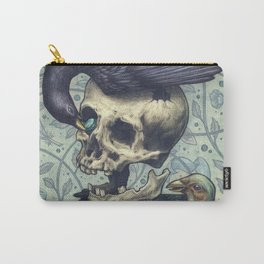 Bowerbirds Carry-All Pouch