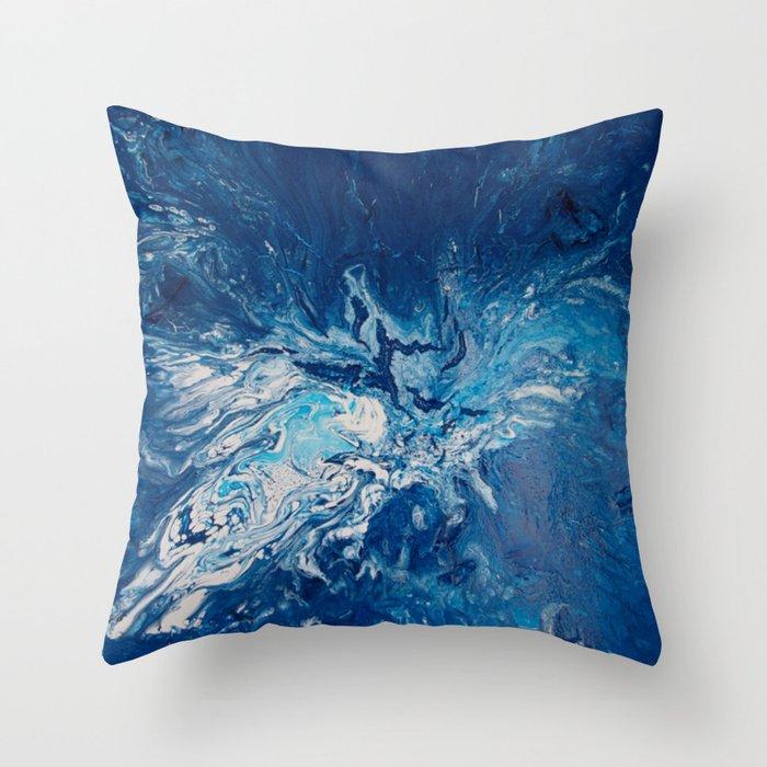Epitome of Emotion Throw Pillow