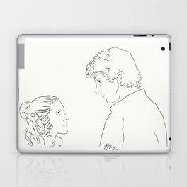 Han Leia Laptop & iPad Skin