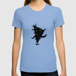 Monstres triangle T-shirt