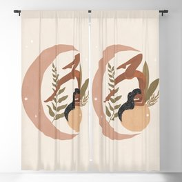 Allow Yourself to Transform Blackout Curtain