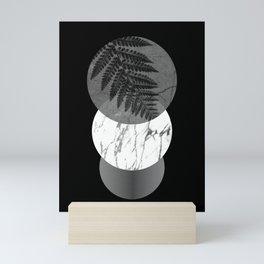 Elemental - dark side Mini Art Print