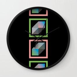 Untitled 01 Wall Clock