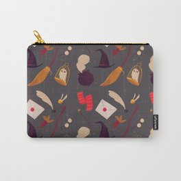 Magic Pattern Carry-All Pouch
