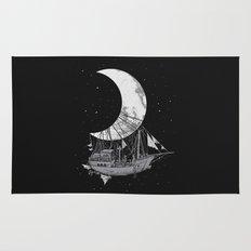 Moon Ship Rug