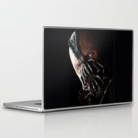 bane Laptop & iPad Skins featuring Bane by Rav Chaggar