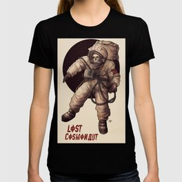 Lost Cosmonaut T-shirt