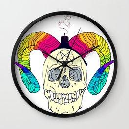 An Advocate Wall Clock