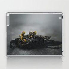 don't be afraid, it's only change III Laptop & iPad Skin