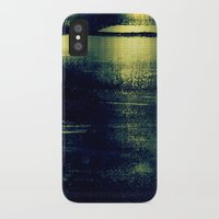 metallic iPhone & iPod Cases featuring metallic by agnes Trachet