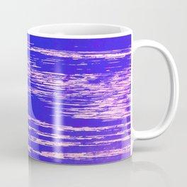 Dawn's First Light Abstract Design Coffee Mug