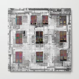 Portofino 2 Metal Print