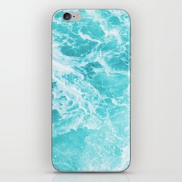 Perfect Sea Waves iPhone Skin
