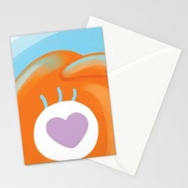 Squid Sees You Stationery Cards