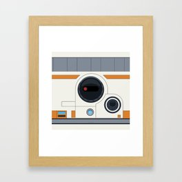 BB-8 Framed Art Print