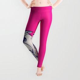 Lulz - candypink Leggings