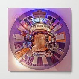 Robert Babicz : Studio 360 [colour] Metal Print