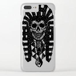 Dead Kings Clear iPhone Case