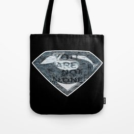 General Zod Tote Bag