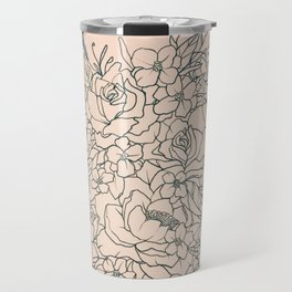 Bouquet series Travel Mug