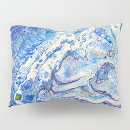 The Shallows Abstract Pillow Sham