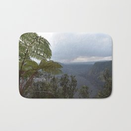Mountains and Valleys Bath Mat