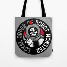 Loyal Order of Robot Monster Tote Bag
