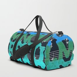 Cool ABC's Duffle Bag