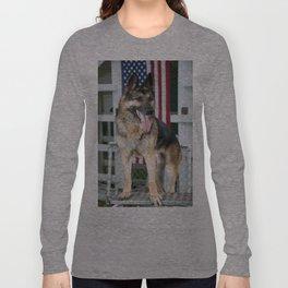 German Shepherd Dog Long Sleeve T-shirt