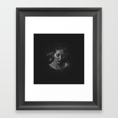 Varied Girl Framed Art Print