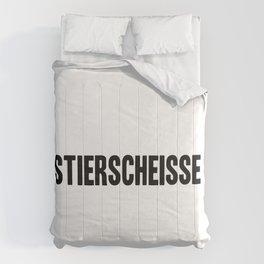 Stierscheisse | German Bullshit - Logotype Comforters
